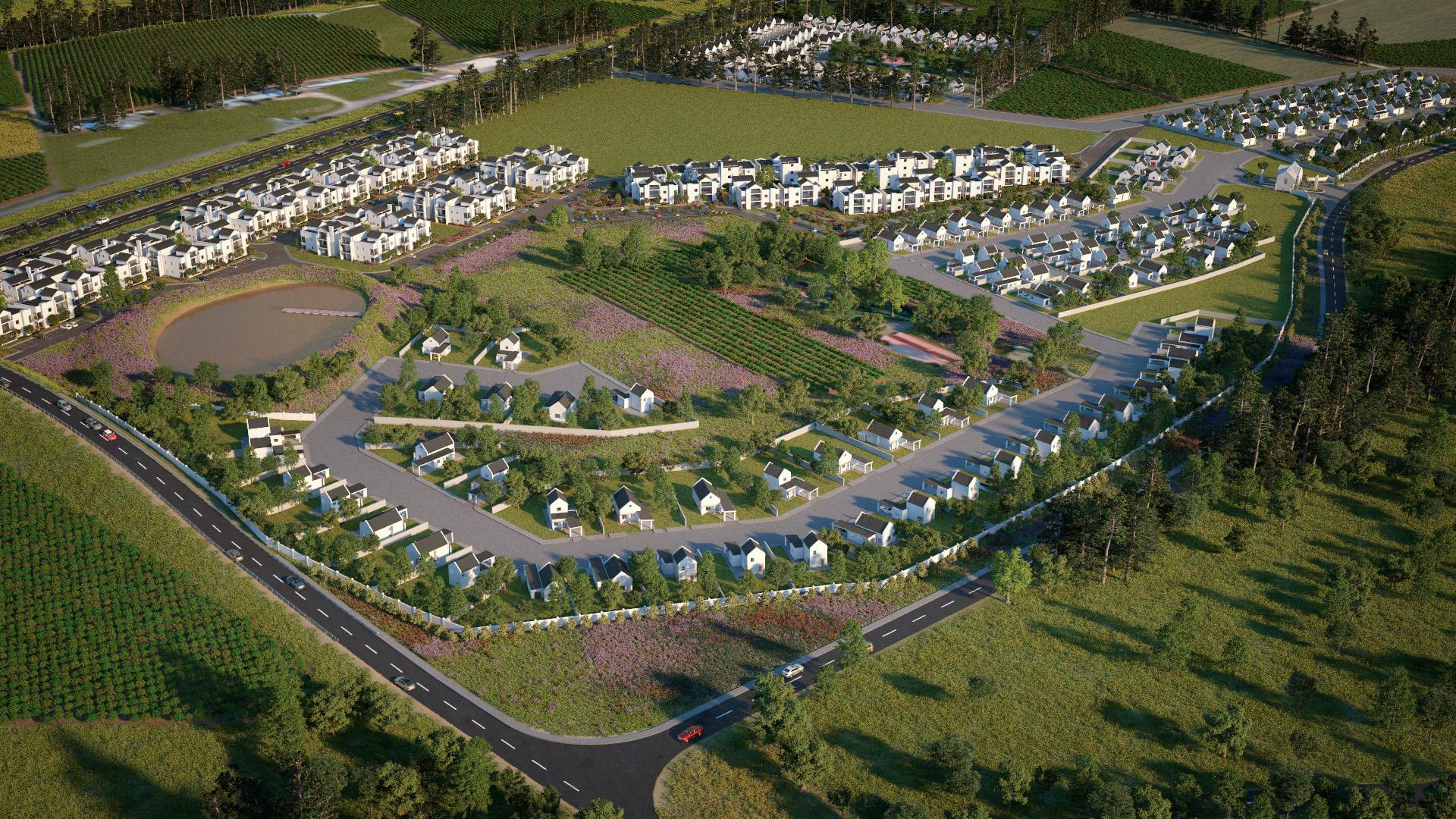 Bergenzicht Country Estate